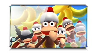 Ape Escape Trophy Set