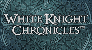 White Knight Chronicles Trophy Set