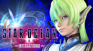 STAR OCEAN THE LAST HOPE -INTERNATIONAL-