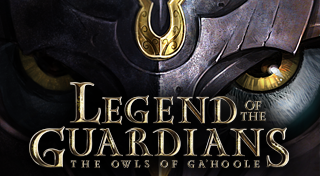 Legend of the Guardians: The Owls of Ga'hoole Trophy Set