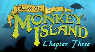 Tales of Monkey Island - Chapter 3: Lair of the Leviathan