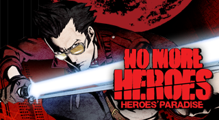 NO MORE HEROES HEROES' PARADISE