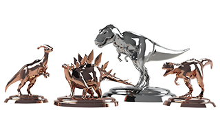 Carnivores HD Trophy Set